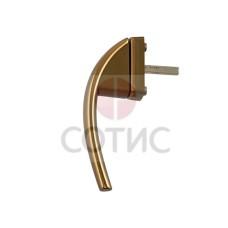 641124 Ручка Roto Swing  Стандарт 37 мм штифт Бронза (2 винта  5х45) R05.5