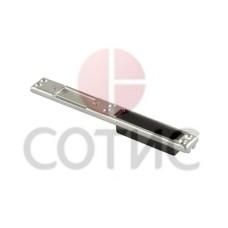 AS.SPJ900 Ответная планка регулируемая под ригель с фал. защелкой, рама 9 мм (L,R)