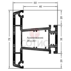 Импост 78 (6м) EURO Design